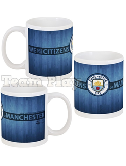 кружка Manchester City Football Club