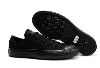 Кеды Converse All Star Black Low