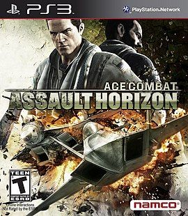 Купить PS3 Ace Combat Assault Horizon (б/у)
