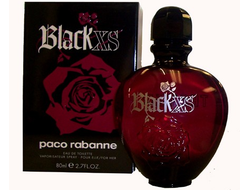 Black XS for Her Paco Rabanne женские EDT