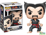 Фигурка Funko POP! Vinyl: Tekken: Heihachi Black and Red Judo