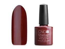 Гель-лак Shellac CND Burnt Romance №09954