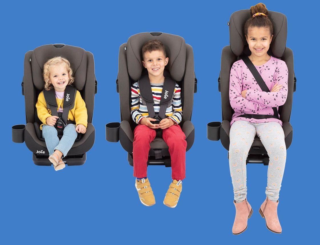 Детское автокресло-трансформер ЕСЕ группы I-II-III для детей с 9 мес. до 12 лет.