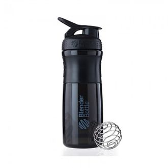 Blender Bottle® SportMixer 500 ml Black/Black
