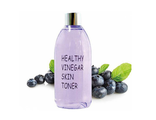 Тонер для лица с черникой Realskin Healthy Vinegar Skin Toner Blueberry