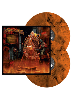 HELLOWEEN Gambling with the devil 2-LP Marbled