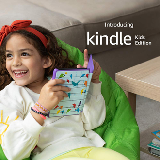 Электронная книга Amazon Kindle 2019 Kids Edition 8 ГБ