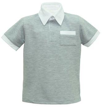 Рубашка (Артикул 2153-342) цвет серый
