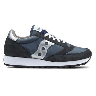 Женские кроссовки Saucony Jazz Original Navy/Silver