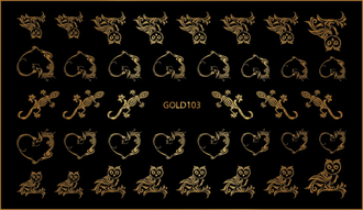 № GOLD103