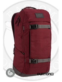 Burton Kilo Pack 2.0 27L Port Royal Slub (Бордовый)