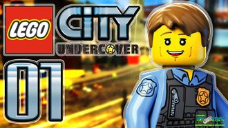 LEGO City Undercover (New)[Nintendo Switch, русская версия]