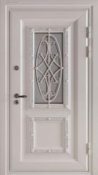 металлические двери металлическая дверь Zhovner фаберже