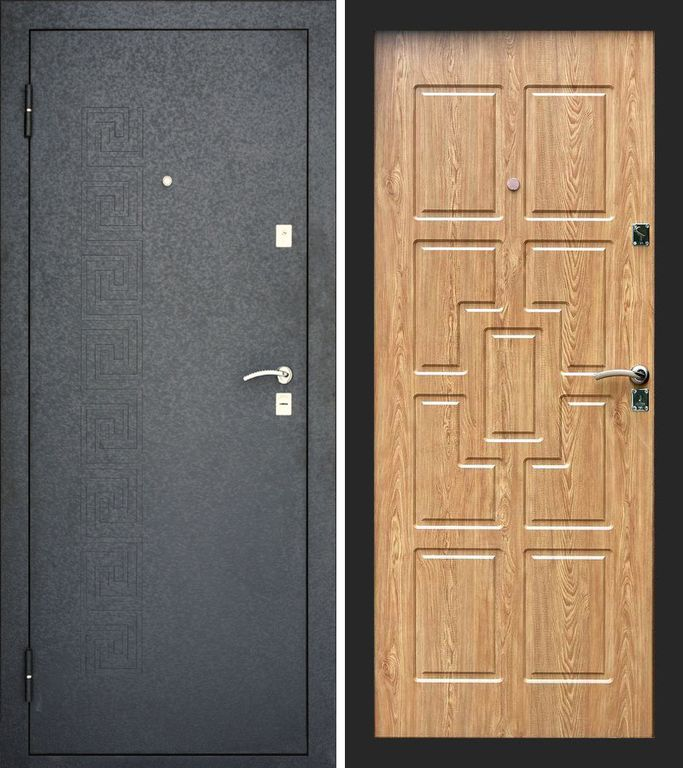 купить и установит стальную дверь