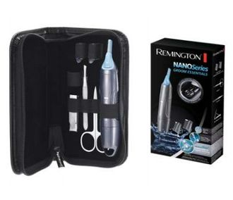 Триммер REMINGTON NANO SERIES GROOM ESSENTIALS.
