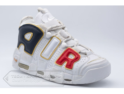 Кроссовки Nike Air More Uptempo Withe женские арт. N744