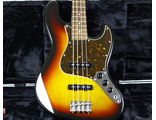 Cool-Z ZJB-1R Vintage Sunburst Jazz Bass'62 Japan