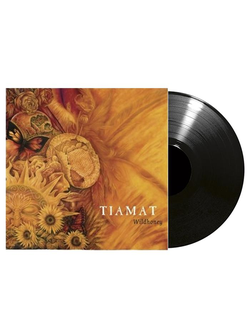 TIAMAT Wildhoney LP Black