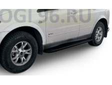 Пороги на Ssang Yong  Kyron (2007-…) Black Optima