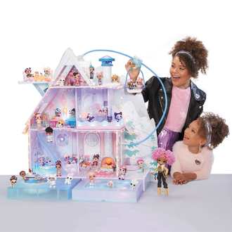 MGA Entertainment LOL Surprise Winter Disco Chalet