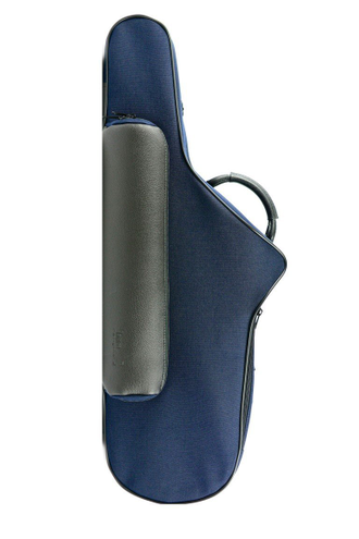 CLASSIC TENOR SAX CASE (Navy Blue, Black)