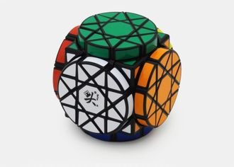 DaYan Gem Cube VI Wheels of Wisdom
