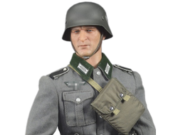 Немецкий солдат - WWII German WH Infantry Private Set  PLAN WHITE, Poland, 1939 (68015) - Toyscity