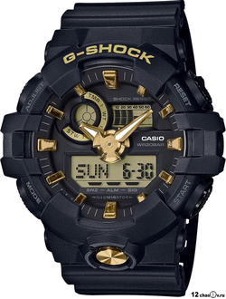 Часы Casio G-Shock GA-710B-1A9