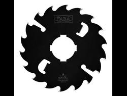 Дисковая пила FABA для многопильных станков