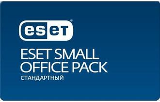 ESET Small Office Pack Стандартный newsale for 20 users ( NOD32-SOS-NS(KEY)-1-20 )
