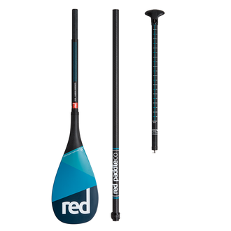 SUP весло разборное Red Paddle 2018 CARBON CARBON LEVERLOCK