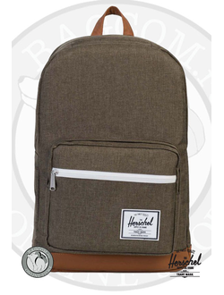 Herschel Pop Quiz Canteen Crosshatch/Tan