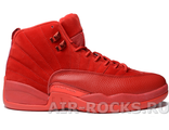 Air Jordan 12 Retro Red Suede (Euro 41-47) NAJ-065