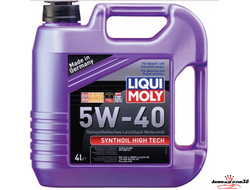 Liqui MOLY HIGH TECH 5W40 4л