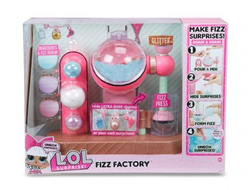 MGA Entertainment L.O.L.Surprise Fizz Factory Фабрика Шипучек ЛОЛ, 598585