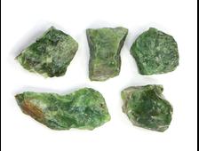 Опал зеленый в ассортименте, Казахстан (16-20 мм, 2-3 г) №22900