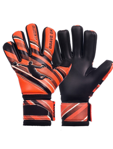 ПЕРЧАТКИ BRAVE POWER TRAIN NEGATIVE ORANGE/BLACK