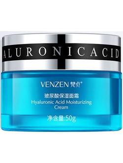 Гиалуроновый крем для лица VENZEN Hyaluronic Acid
