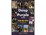The Deep Purple Family Year by Year Vol 1 ИНОСТРАННЫЕ КНИГИ, INTPRESSSHOP