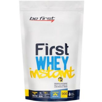 (Be First) First Whey Instant - (900 гр) - (без вкуса)