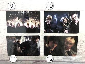 Магниты Гарри Поттер, Harry Potter №3