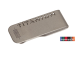 Клипса для банкнот Vargo Titanium money clip USA