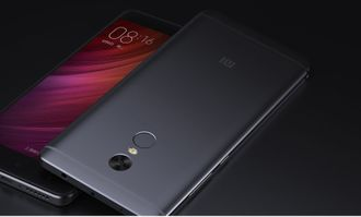 Смартфон Xiaomi Redmi Note 4 3Gb+64Gb серый