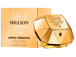 Масляные духи Paco Rabanne Lady Million (женские)