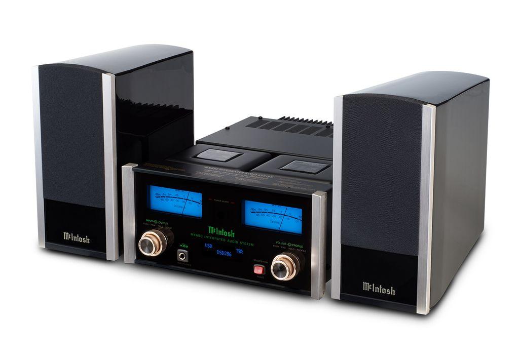 Настольная стерео система McIntosh MXA80