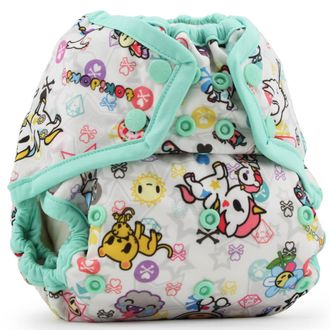 Подгузник для плавания One Size Snap Cover Kanga Care tokiBambino Sweet