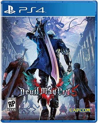 Игра для ps4 Devil May Cry 5