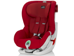 Britax roemer king ii ats flame red