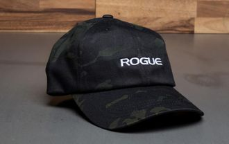 ROGUE FLEXFIT DAD HAT (Кепка Rogue Fitness).