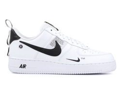 NIKE Air Force 1 '07 LV8 sport Белые низкие